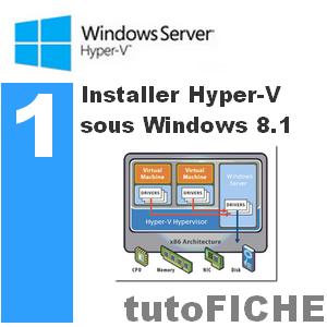 hyper v windows 8 1 $ installer l'audio